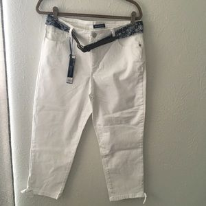 Bandolino Amy Capri pants